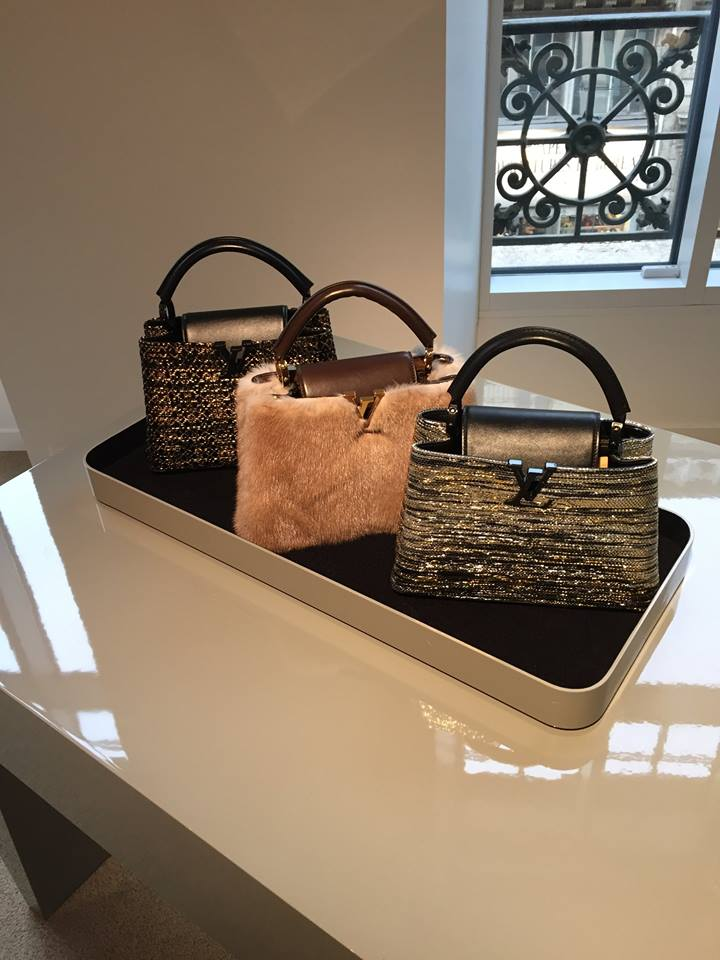 Louis Vuitton Pressday 2015 Paris Showroom 5