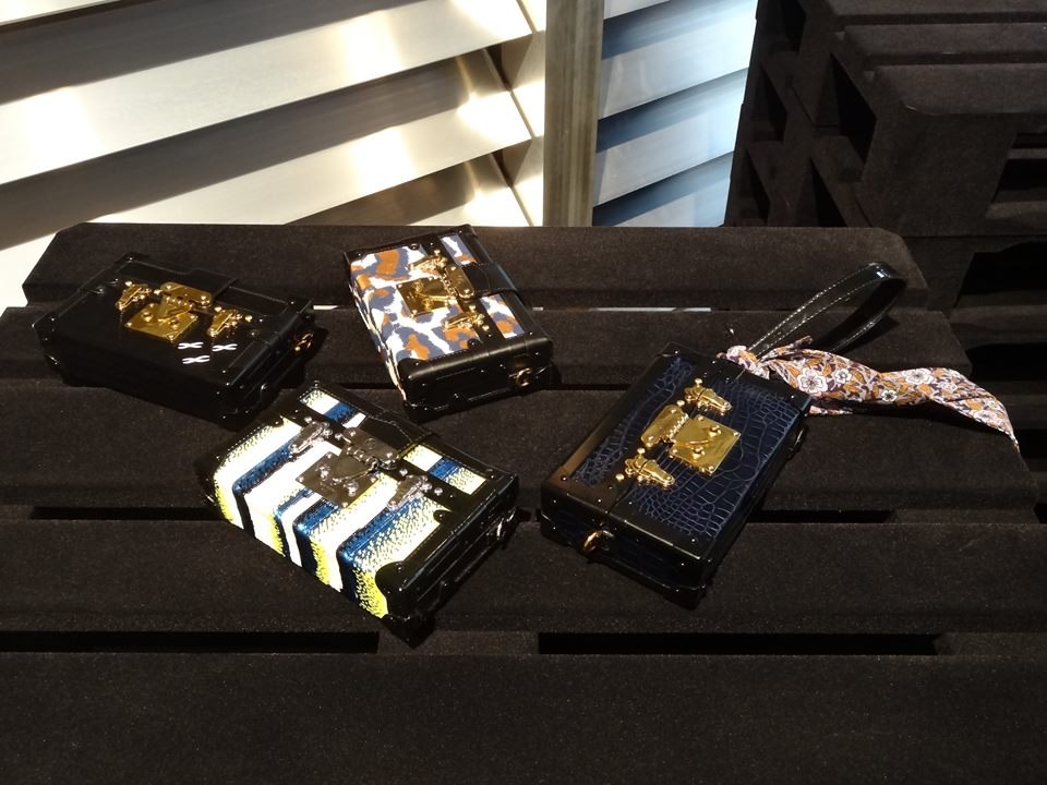 Louis Vuitton Pressday 2015 Paris Showroom Clutches