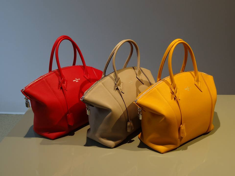 Louis Vuitton Pressday 2015 Paris Showroom Lockit 3 Farben