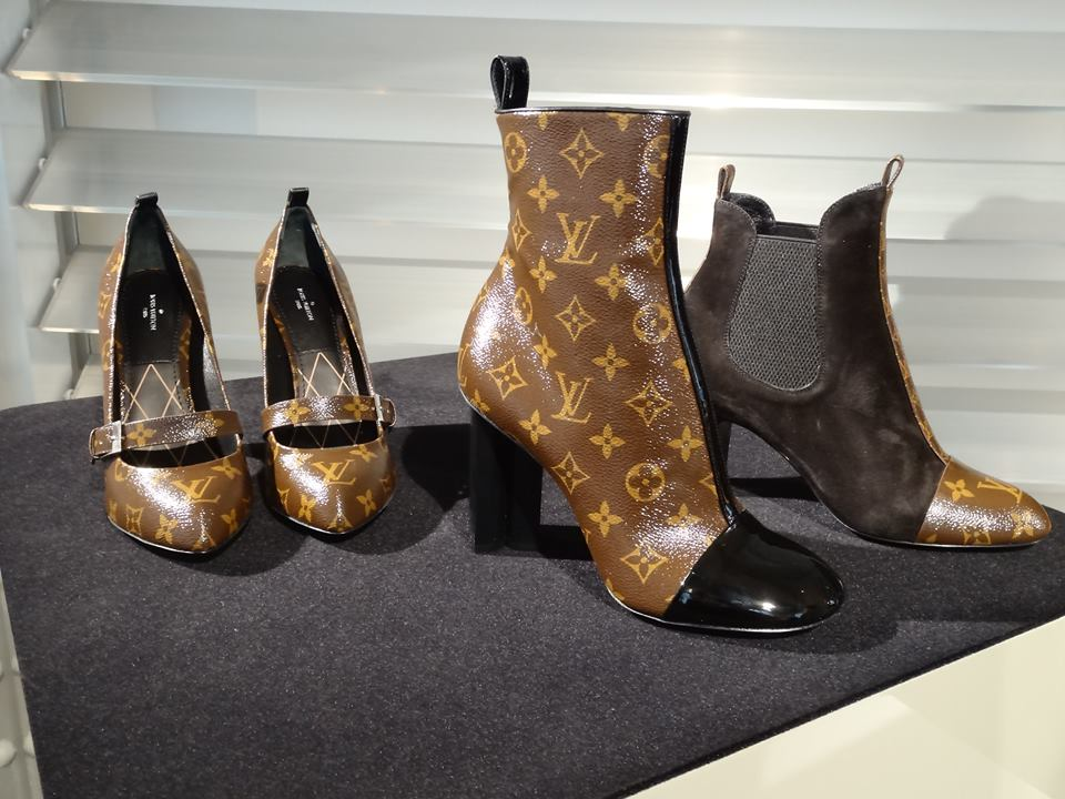 Louis Vuitton Pressday 2015 Paris Showroom Rest 3