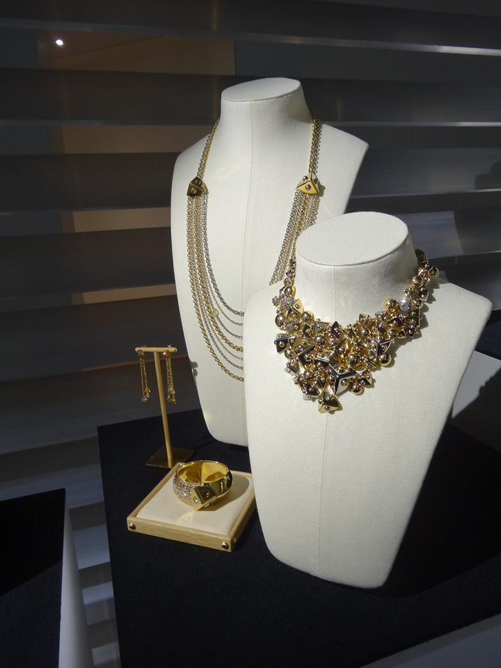 Louis Vuitton Pressday 2015 Paris Showroom Schmuck 2