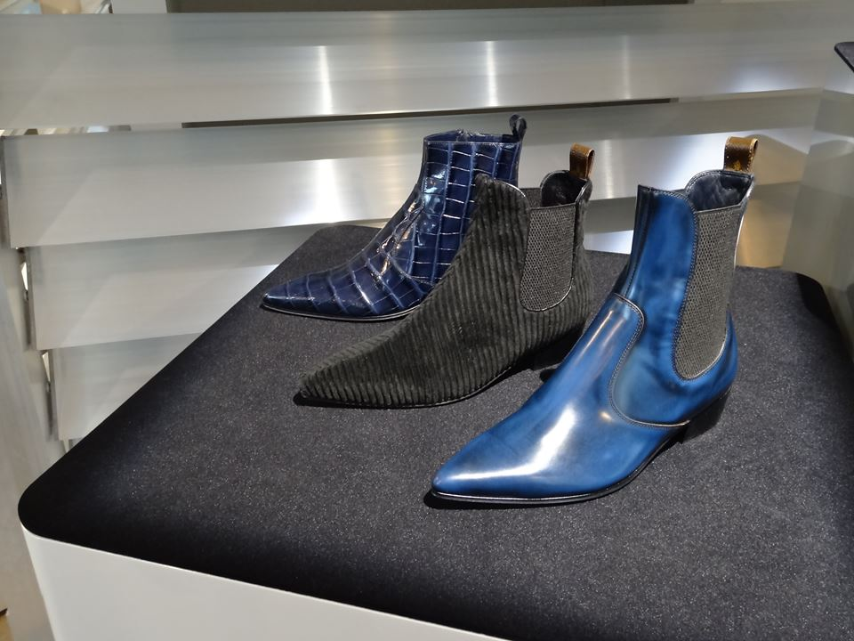 Louis Vuitton Pressday 2015 Paris Showroom weitere Outfits und Schuhe