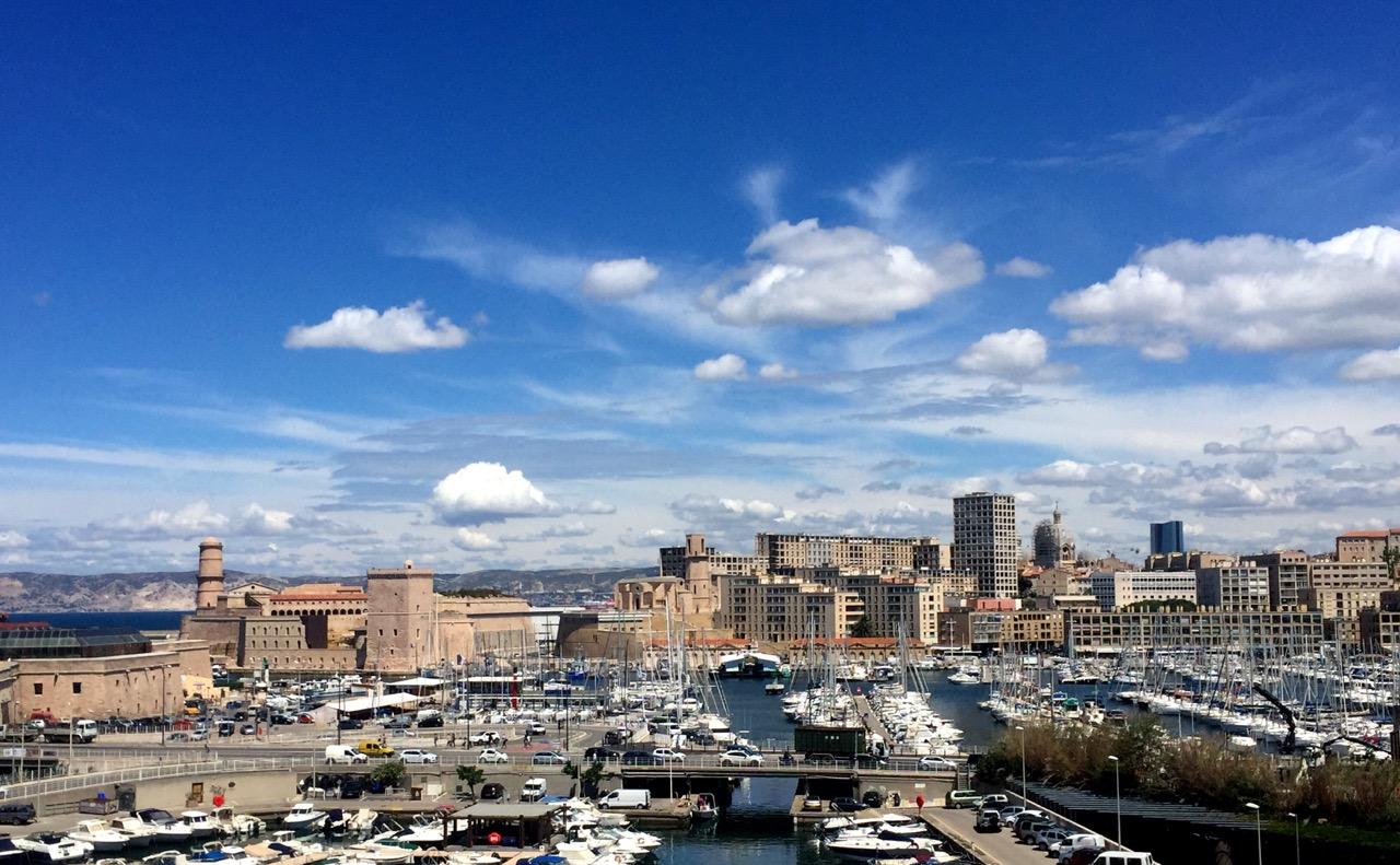 Marseille Frankreich Thomas Kuball Horstson 5
