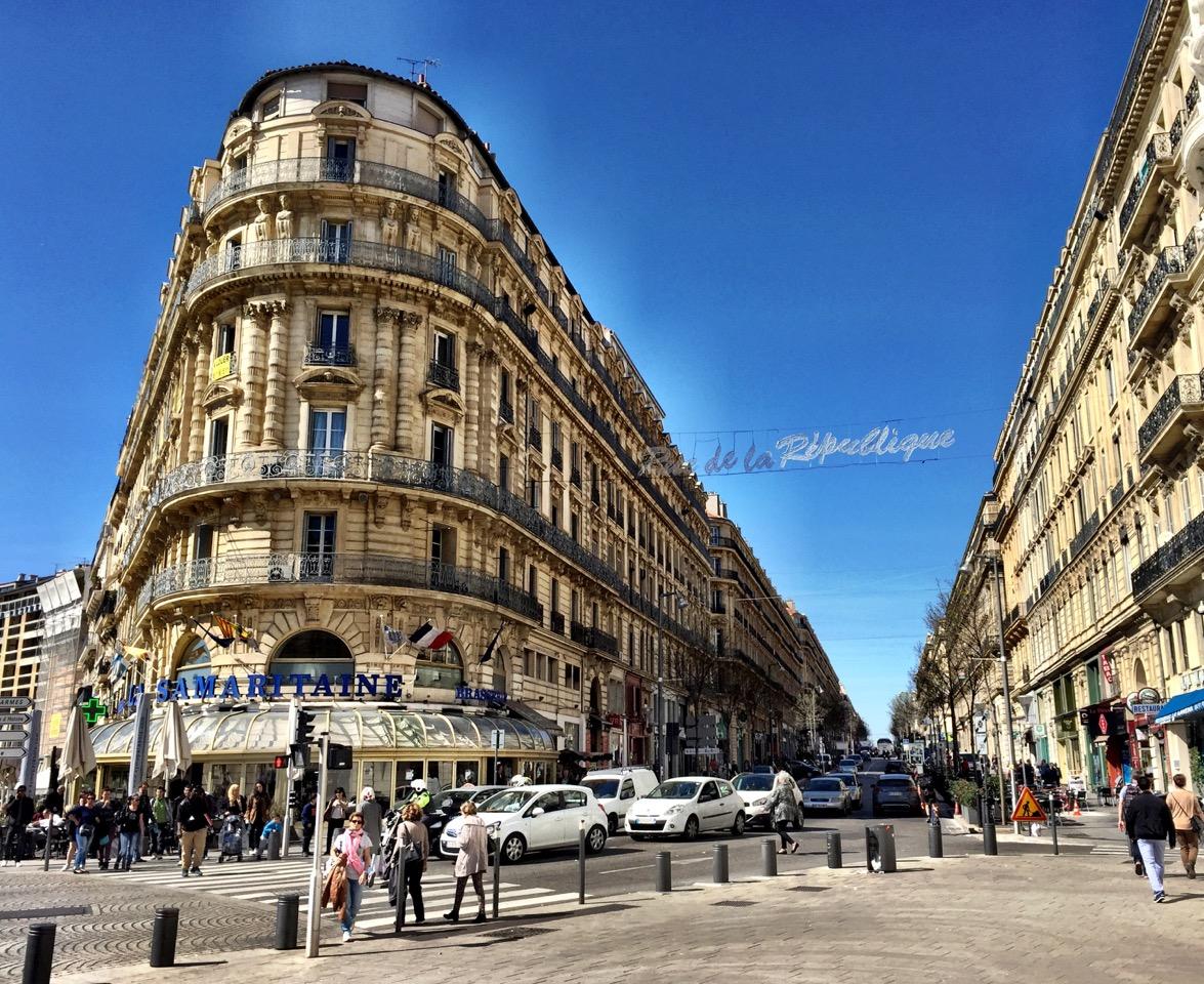 Marseille Frankreich Thomas Kuball Horstson 7